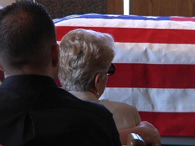 Fallen Soldier's Body Is Finally Home