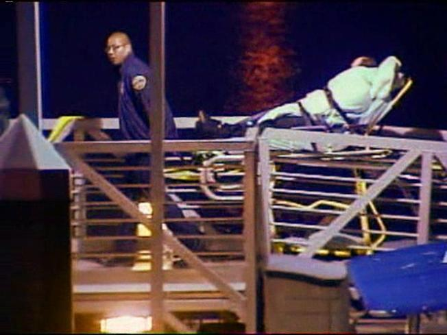 Four Rescued Men Remain Hospitalized