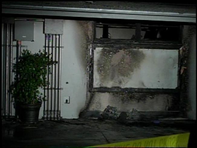 School Fire Was Arson: Firefighters