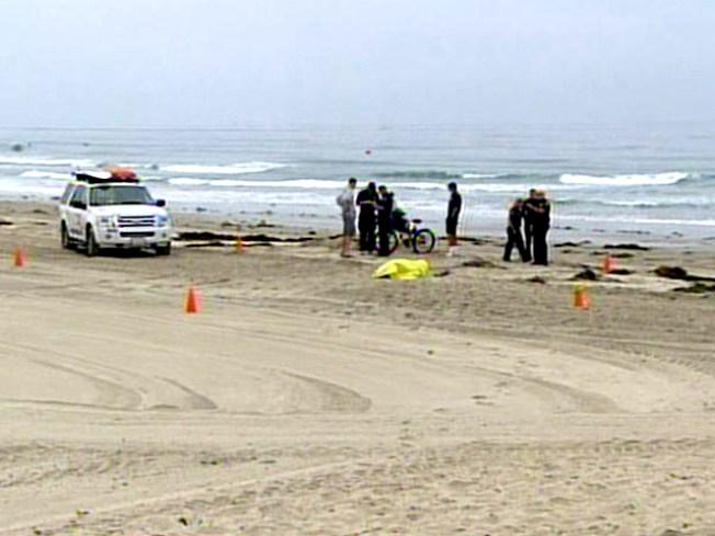 Body Found by Surfers IDd