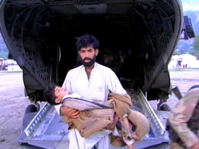 Local Marines Saving Lives In Flood Ravaged Pakistan