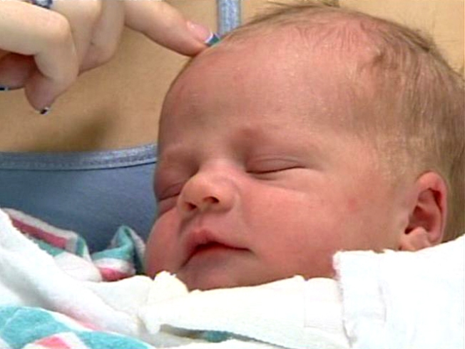 First Baby Of New Year Born In Oceanside