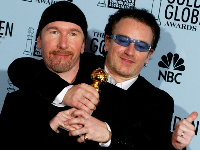 U2 Leads Money Makers List With $108M Earned