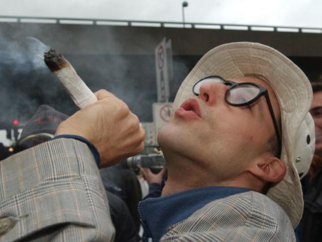 College Kids: Let Us Smoke Pot