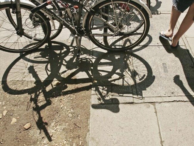 SF Cops Ask to Camp Out in Garages to Thwart Bike Thieves