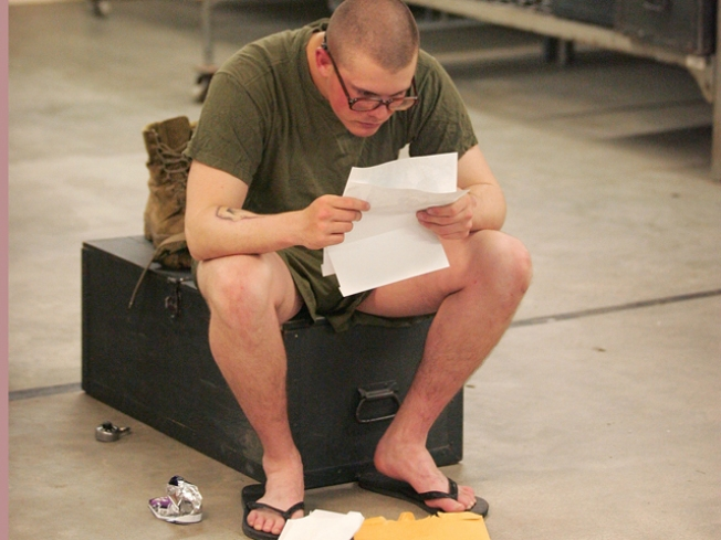 Marines Go Back to School Before Deploying