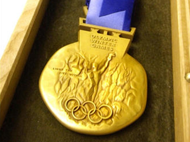 Stolen Olympic Medal Recovered by Police