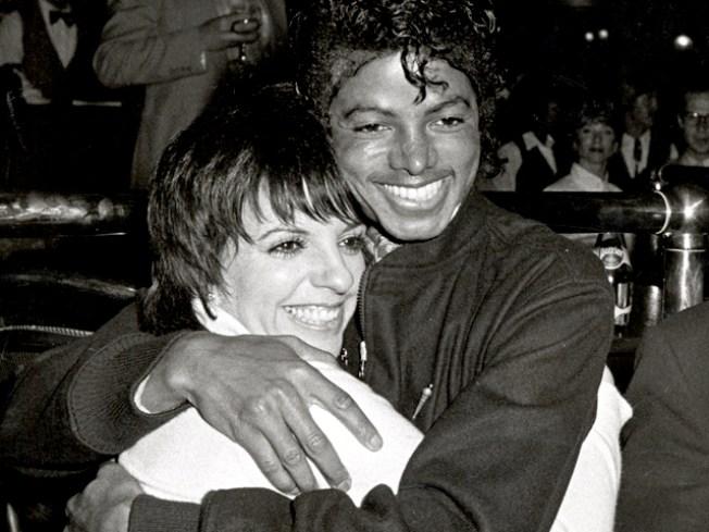 Liza Minnelli Talks Michael Jackson Dedication
