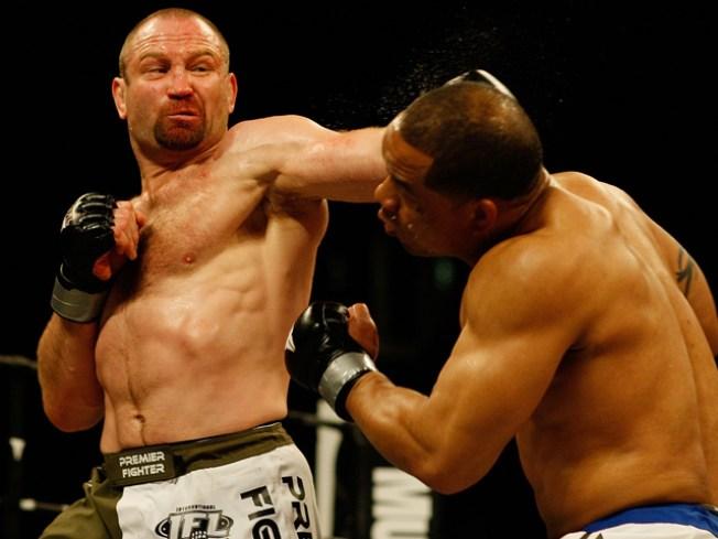 UFC Takes on Sports Arena