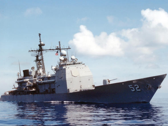 More San Diego-Based Ships Deploy to Haiti