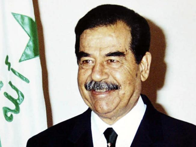 Man Accused of Spying for Saddam Hussein