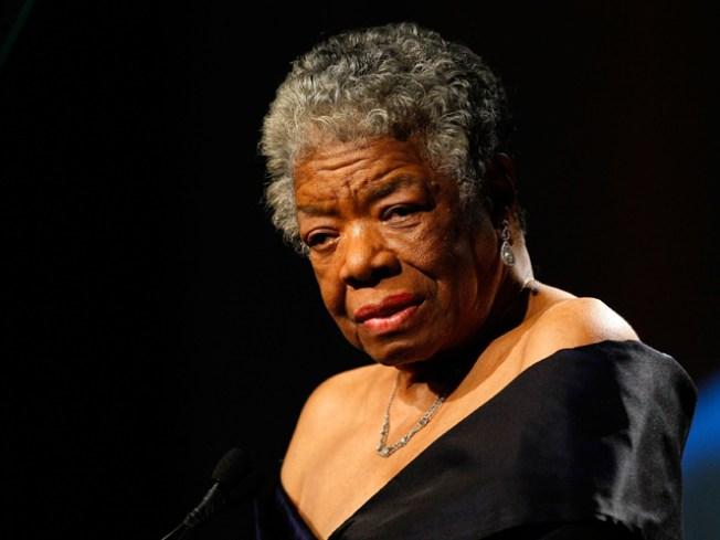 Maya Angelou Hospital Report False: Agent