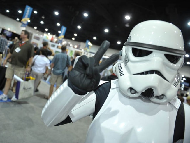 Comic-Con Fun: No Ticket Required