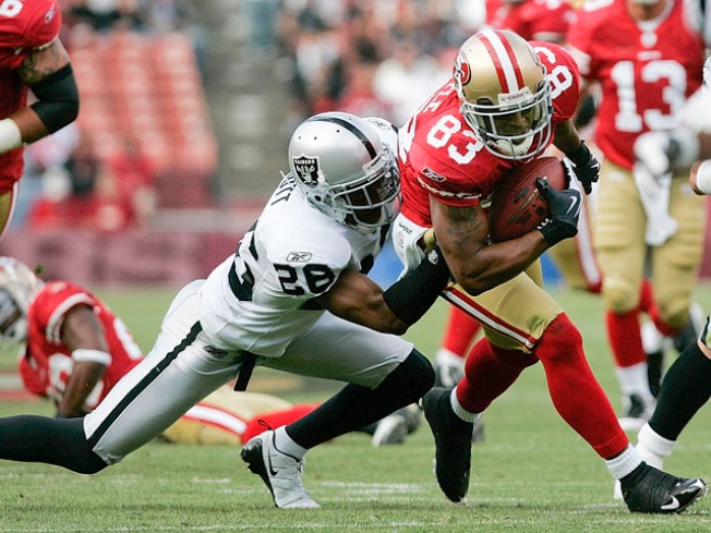 49ers Get National TV Love, Raiders Not So Much