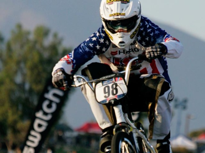 U.S. BMX Stars Place 3rd in World Cup