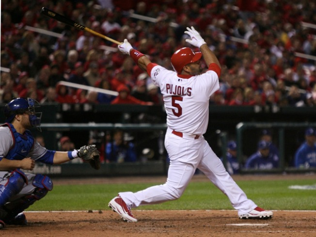 Pujols is Everybody's N.L. MVP