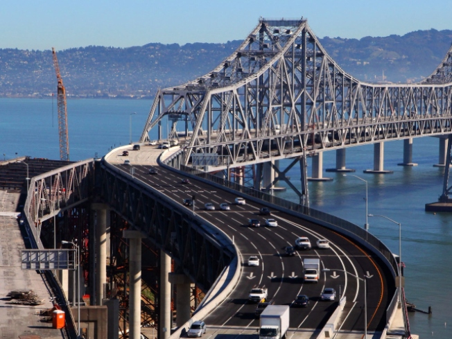 Bay Bridge To Open to Mourners