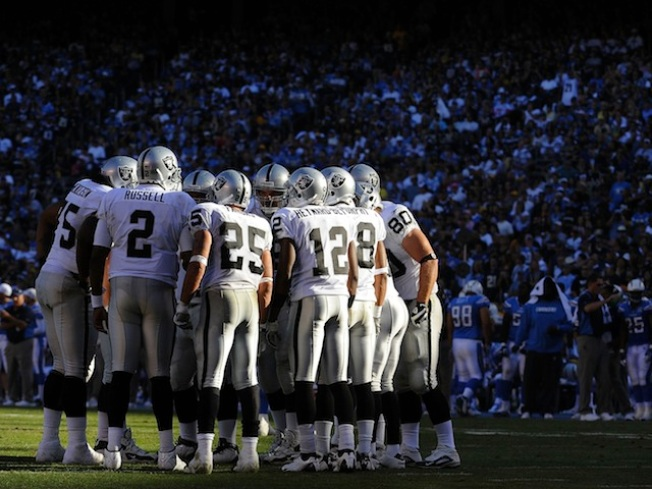 Rival Raiders Still Have Chargers' Respect