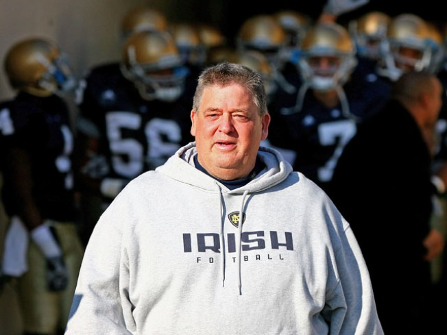 Weis Fired From Notre Dame