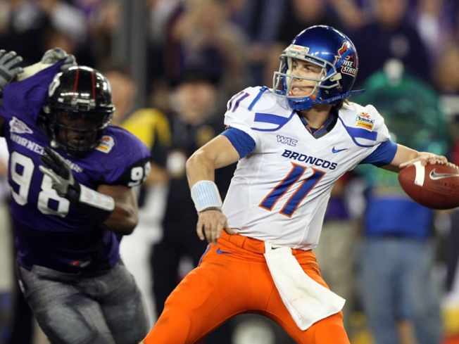 Boise State-Va. Tech Marks College Football's First Big Game