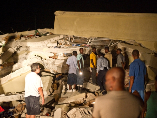 The Sad History of Haiti