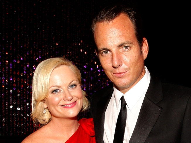 It's Another Boy for Amy Poehler and Will Arnett