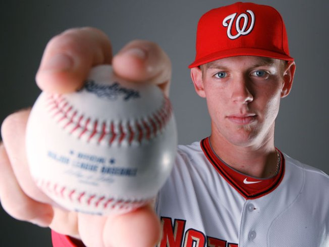 Strasburg Debuts in the Minors