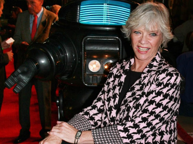 """Forbidden Planet"" Star Anne Francis Dies at 80"