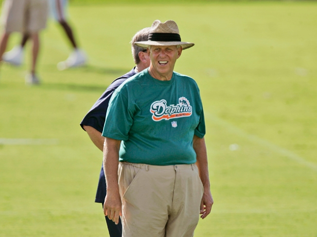 Shocking News!  Parcells May Look For New Job