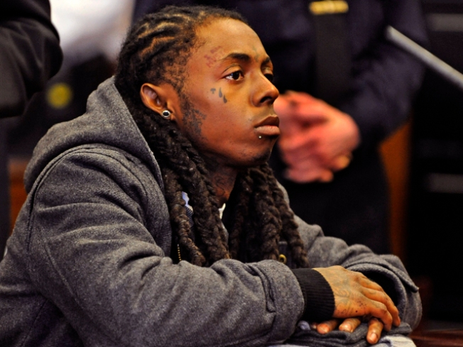Warrant Issued For Lil Wayne In Arizona Case