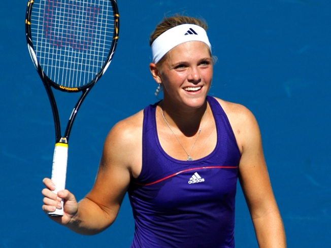 America's Sweetheart Is Back: Melanie Oudin Easily Wins First Match at U.S. Open
