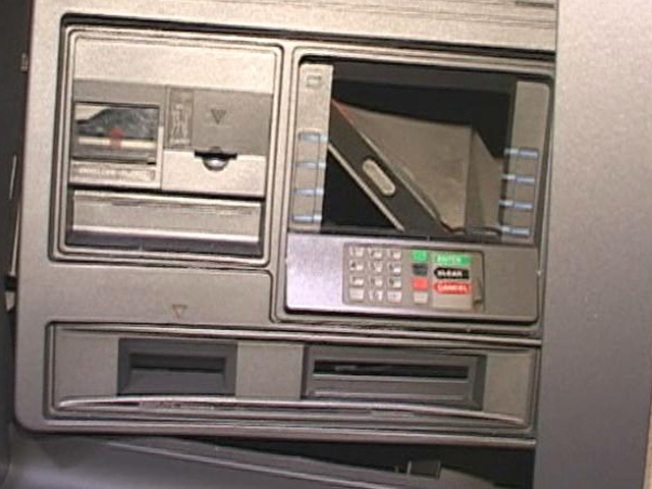 Two Men Arrested After ATM Robbery