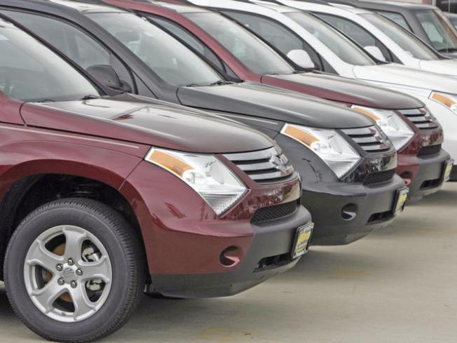 Economy Putting Brakes On Car Sales