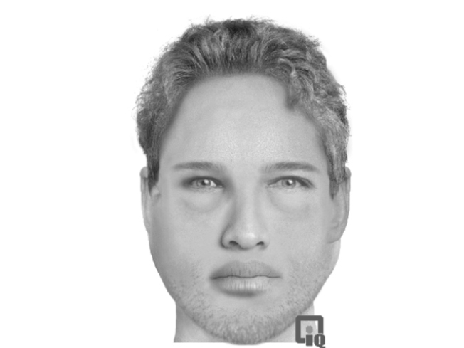 Police Release Sketch of Failed Kidnap Suspect