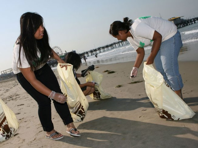 "San Diego's ""Trashiest"" Beach"