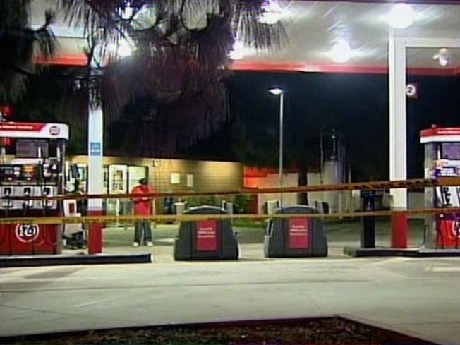 Border Patrol Agent Shoots Man at Gas Station