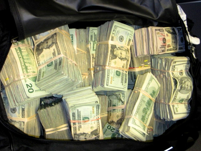 $40 Million in Cash Seized at Border