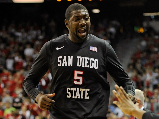 Aztecs Center Can't Play Anymore: NCAA