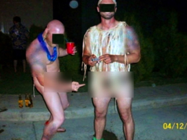 U.S. Guards Gone Wild in Afghanistan
