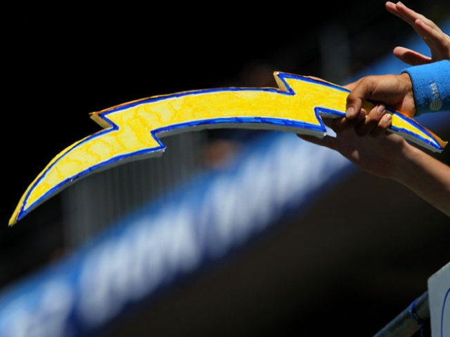 Chargers Get a Draft Day Gift