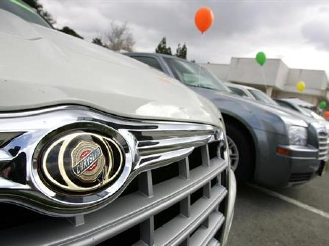 US Recovers $1.9 Billion in Chrysler Loan Money