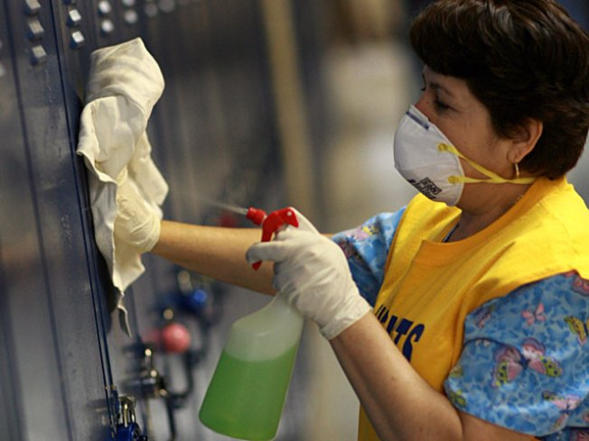 Local Schools Prepare for Swine Flu