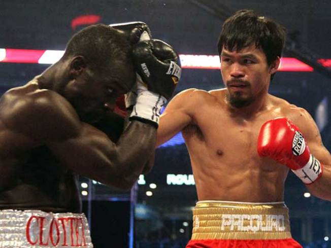 Pacquiao Still Pound-for-Pound Best Boxer