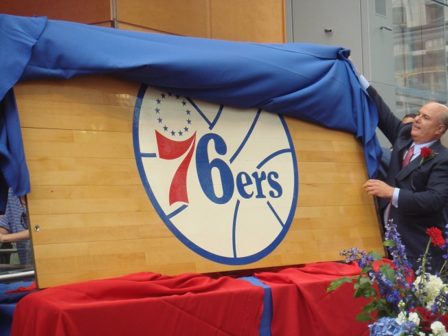 Comcast-Spectacor Sells Sixers