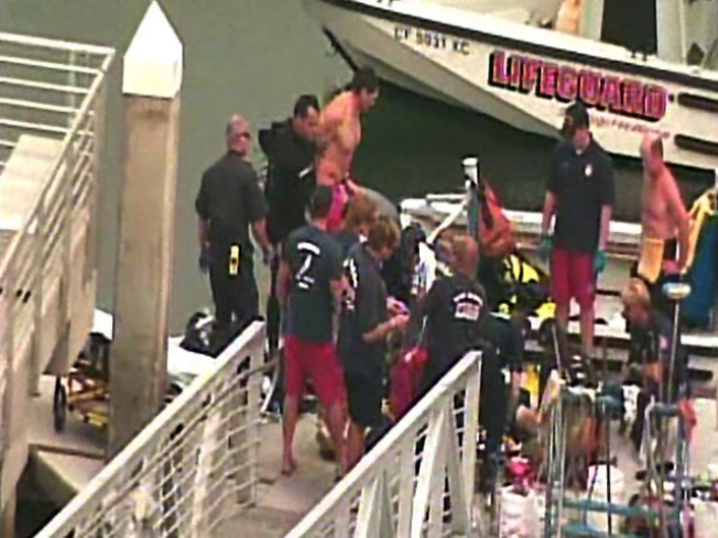Diver Dies Off Sunset Cliffs