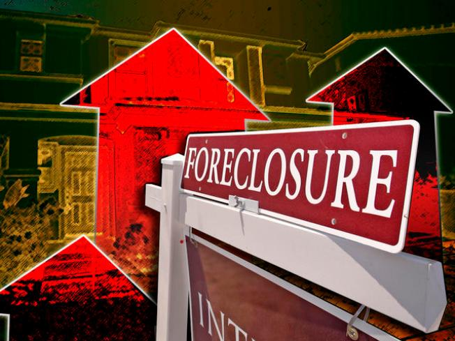Why Home Foreclosures Are Now at Record Levels