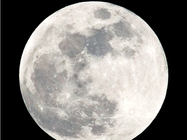 Californians Get Prime Seat for Lunar Eclipse