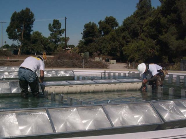 SDG&E Tests New Solar Technology