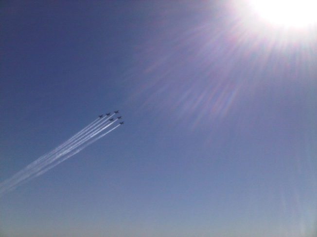 Parade of Flight Brings Out San Diego Pride