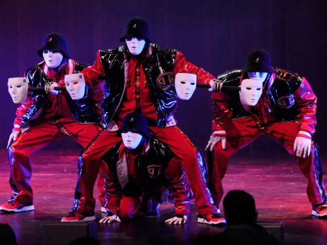 Jabbawockeez Launches Vegas Show